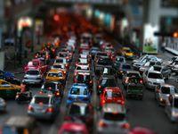 Выбор правильного места на дороге